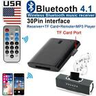 30PINS Bluetooth Receiver for iPhone Dock! Adapter Turns iPhone/iPod Smartphone!