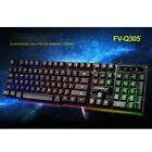 Colorful Backlight Mechanical Wired Keyboard and Mouse Set Kit For Laptop PC Mac