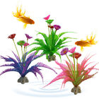 Ornament Aquarium Plant Decoration Plastic Water Grass Aquatic Plant Fish Tank D