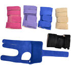 Gmy Gloves Wrist Support  For Gymnastic Leather Sport Gloves