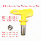 NEW 2-3-4-5-6 Series Airless Spray Tip Nozzle for Paint Sprayer FREE USPS