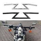 "1"" Drag Handlebar Z Bar For Yamaha Suzuki Honda Kawasaki Harley Triumph Chopper $35.95 USD on eBay"
