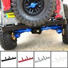 Replacement Aluminium Alloy Rear Bumper Guard For TRAXXAS TRX-4 TRX4 Crawler Car