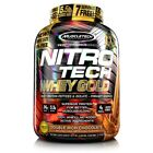 MuscleTech Nitro Tech 100% WHEY GOLD 6lbs - FREE UK DELIVERY