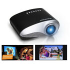 HOT Home Theater LED LCD Projector 1080P 60LM Multimedia USB VGA HDMI for DVD PC