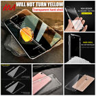 Luxury Hard Plastic Phone Cases For iPhone X 6 7 8 Hard Transparent Sale Usa