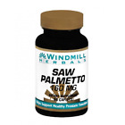Windmill herbals saw palmetto 320 mg dietary supplement caplets - 60 ea