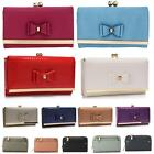 Womens Luxury Purses Patent Leather Ladies Wallet Designer New Look Large Long