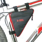 Waterproof MTB Cycling Bicycle Bike Triangle Bags Front Tube Frame Bag Pouch