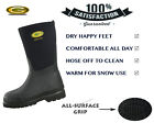 Men's & Womens Mid Height Boots for Rain, Mud & Muck| Waterproof and Breathable