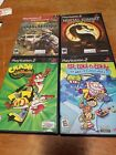 Playstayion 2 Games - Lot of 4