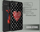 Hot New !!! Louis-Vuitton7391 Black Edition Case Cover for iPhone X 8 7 6