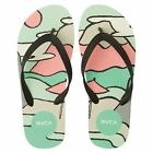 RVCA NEW Men's Sleeper Sandal Multi BNWT