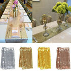 "12"" X 72"" Sparkly Sequin Table Runner Birthday Wedding Party Decoration Supplies"
