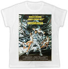 JAMES BOND ROGER MOORE MOONRAKER MOVIE POSTER UNISEX COOL FUNNY TSHIRT £6.99 GBP on eBay