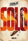 Solo A Star Wars Story Poster Movie Characters 2018 New Art Film Print Han Solo $12.99 USD