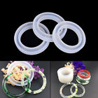 Silicone Mold Cathing Mould For Resin Bangle Bracelet Jewelry Making Diy Toolsth