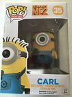 dDespicable Me2  Carl Figurine