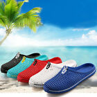 Men Women Breathable Slippers Hollow-out Beach Sandals Garden Hole Shoes Exotic