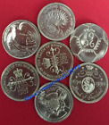 Rare £2 two Pound UK hunt coins from 1986-2017 inc CLAIM & IRLAND FLAG