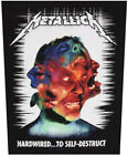 Metallica Back Patch - VARIETY -  Large XLG Big Small Music Band Official 099