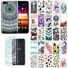 For ZTE Blade X Z965 Slim Design TPU Clear Silicone Gel Skin Back Case Cover