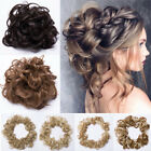 beautiful wavy hair - Beauty Pony Tail Women Messy Hair Bun Hairpiece Extension Scrunchie AS Real Hair