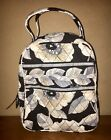 Vera Bradley Camellia Lunch Bunch Lunch Box or Cosmetic Case