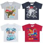 Baby Boys Baby Town Novelty T-shirts Cotton Character Tops 03-24 M