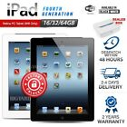 Best Apple Tablets - New&Sealed APPLE iPad 4th Gen Black White 16 Review
