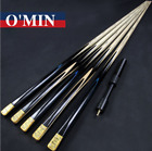 Handmade Custom O'min One Piece Snooker Cue Victory Model Snooker Cues Case Set $267.45 USD on eBay