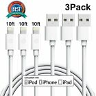 iPhone Charger 10FT Cablex Lightning Cable Extra Long USB Charging Cord