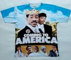 coming to america 2 - Custom Coming to America T Sublimated Shirt  gamma legend galaxy pantone