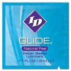 ID Glide Lubricant Water Based Personal Sex Lube Anal 3ml Travel Size FREE P&P
