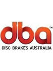 2 x DBA Standard Rotor FOR HOLDEN CAMIRA JD (DBA896)