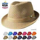 Kyпить Light Weight Mesh Fedora hat Soft Cool Summer Classic Trilby Cuban Beach Sun Cap на еВаy.соm