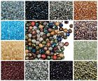 CHOOSE COLOR! 100pcs 4mm  Fire-Polish Beads Round,Czech Glass