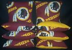 Washington Redskins Set of 8 Cornhole Bean Bags FREE SHIPPING $25.99 USD on eBay