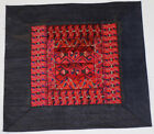 Old tribal exotic chinese miao people's hand embroidery