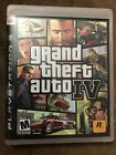 PS3 Grand Theft Auto IV Sony PlayStation 3 Rockstar Games (2008)