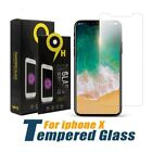Lot * Tempered Glass Screen Protector For Ip X 8 7 6 Samsung Film 0.33mm 2.5D 9H