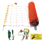 Gallagher Electric Fence Netting 50m For Sheep Goats And New Born Lambs BUNDLE