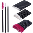 150 Pieces Disposable Lip Brushes Eyeliner Brushes Eyelash Mascara Brushes Makeu