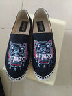 KENZO black man  tiger head The fisherman Casual shoes