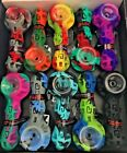 EYCE SPOON SILICONE BOWL PIPE   ALL COLORS   Hidden Stash Jar + Poker