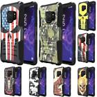 Holster Case Belt Clip Combo Rugged Kickstand Phone Cover for Samsung Galaxy S9