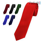 "100% POLYESTER CHILDRENS BOYS TIE 39""/45"" SCHOOL FIRST HOLY COMMUNION RED BLUE"