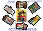 "1992 Wacky Packages O-PEE-CHEE Sticker Cards -PICK-A-SINGLE- ""Complete Your Set"""