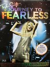 Taylor Swift: Journey to Fearless Blu-ray NEW! with sleeve,Live Concert, 2 hours