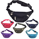 Mens - Ladies Lightweight Travel Bag - Waist Bag - Bumbag by Lorenz